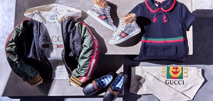 Gucci & More Kids' Designers