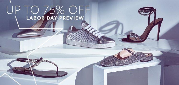 The Insider Shoe Sale