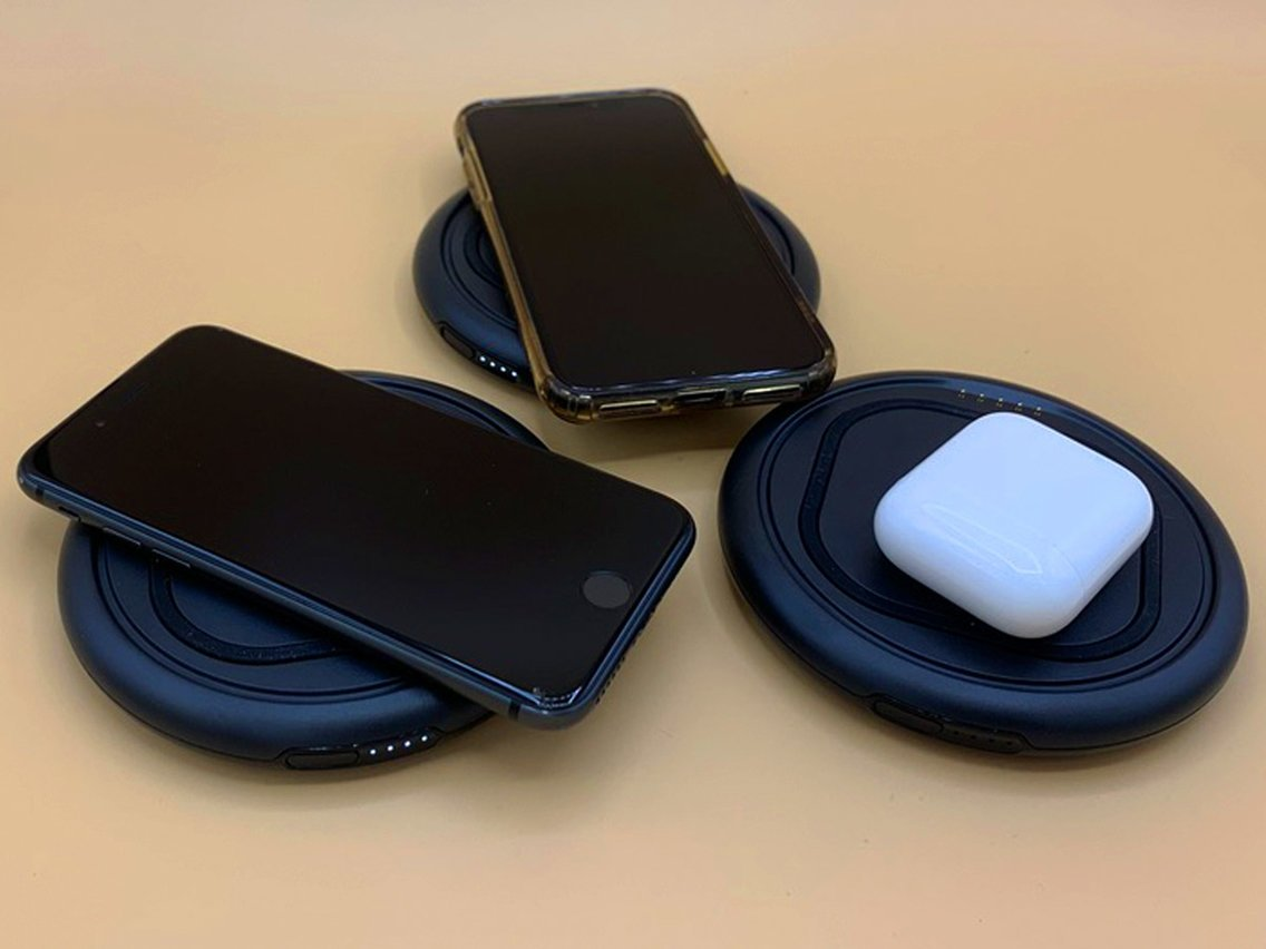 OtterBox reimagined wireless charging with a single 'stackable' system that lets you charge multiple devices — here's how it works