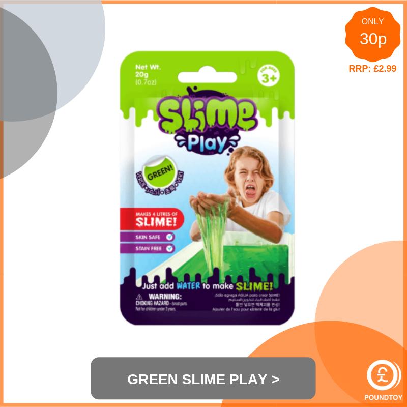 Green Slime Play
