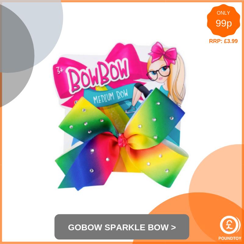 GoBow Sparkle Bow Medium Bow