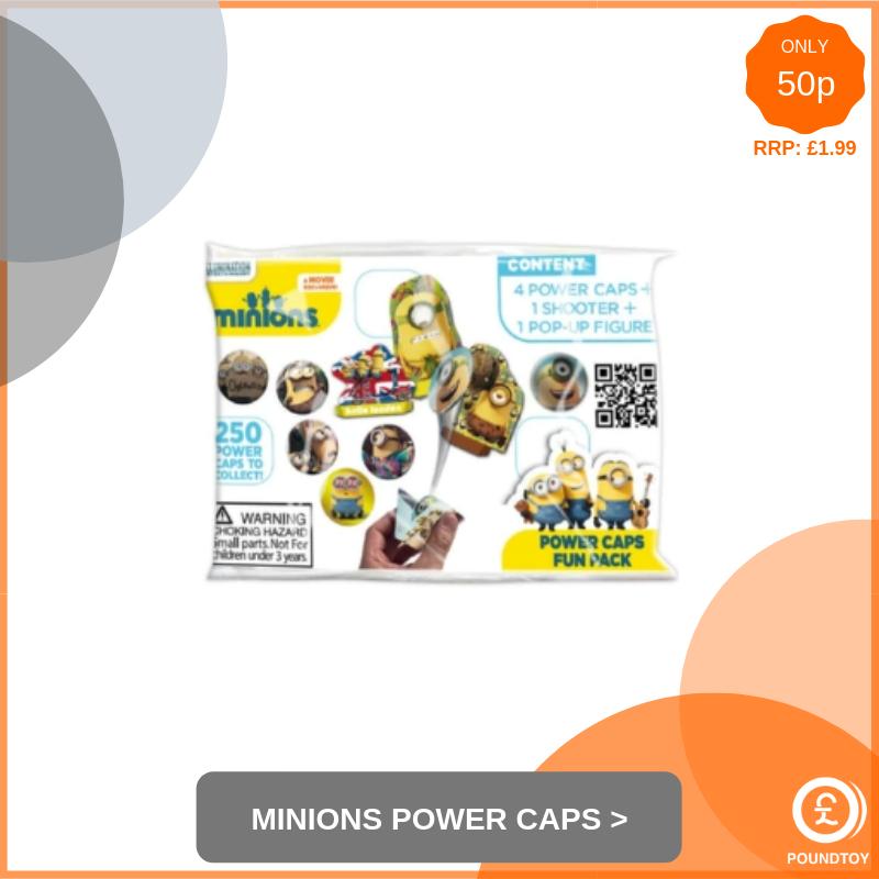Minions Power Caps