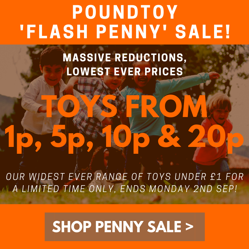 Penny Sale Ends Soon