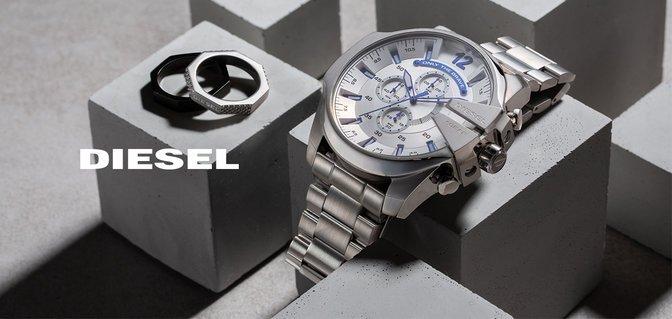 Diesel - Watches & Jewellery