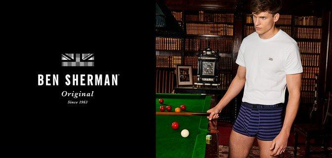 Ben Sherman Underwear