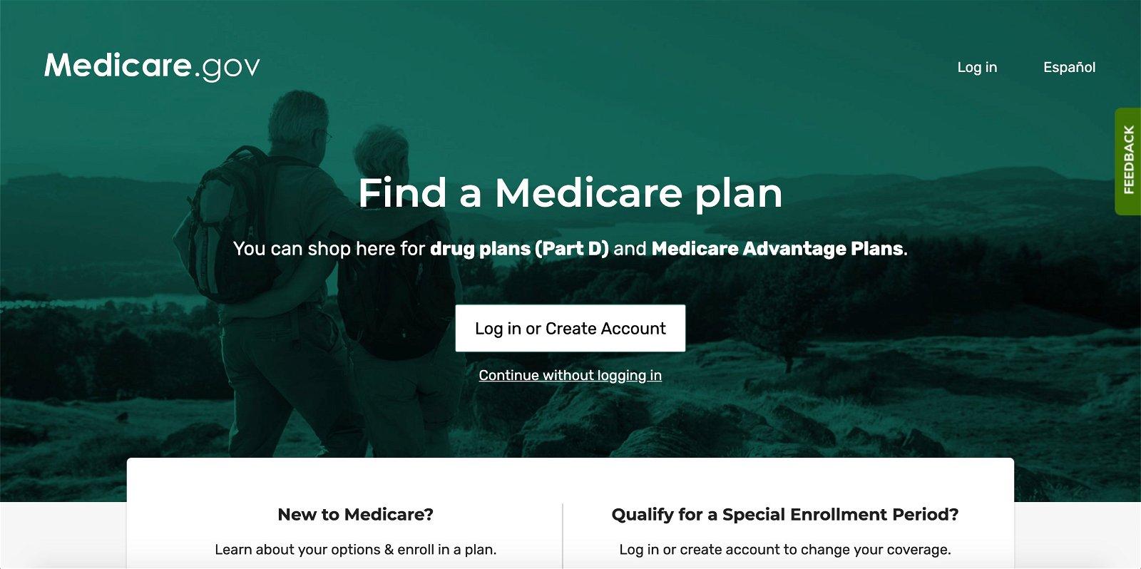 CMS debuts sleek new Medicare Plan Finder