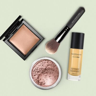 Clean Makeup: bareMinerals Up to 50% Off