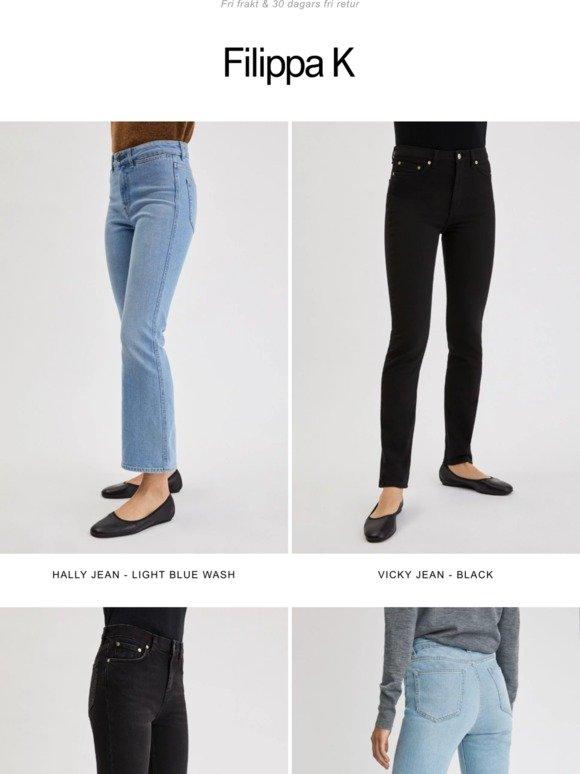 filippa k jeans dam