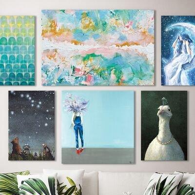 Free Shipping: Bold Wall Art