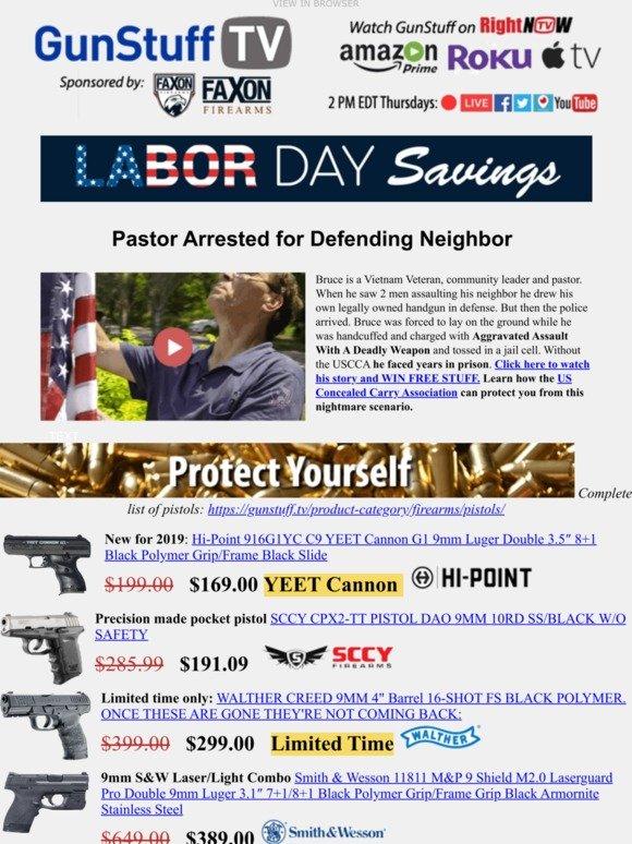 Faxon Firearms: Faxon Firearms FX-19 Reviewed
