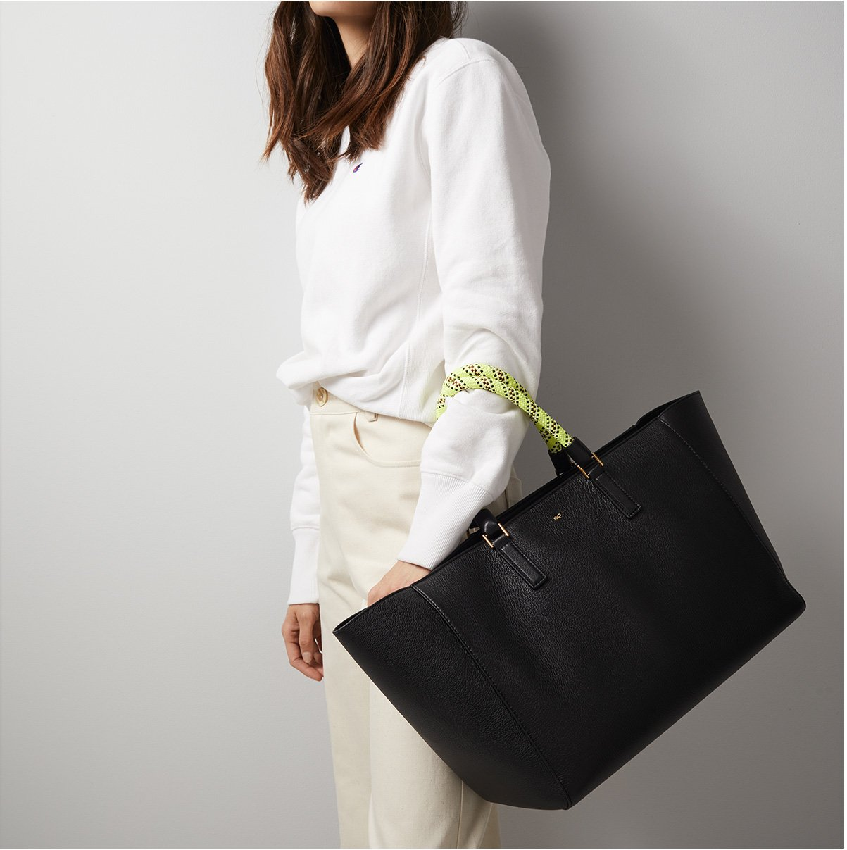 Ebury Featherweight Tote with Bungee Handles