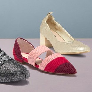 Long Weekend Steals: Shoes Up to 70% Off
