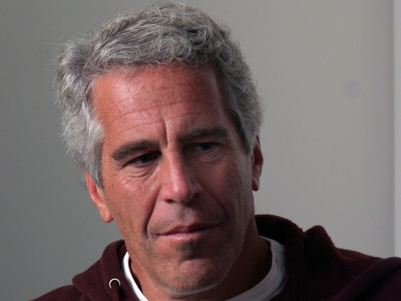 Police footage from 2005 reportedly shows Jeffrey Epstein's Palm Beach mansion littered with massage chairs and nude pictures of young women