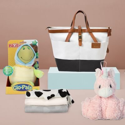 Gear Up for Baby: Diaper Bags, Blankets & More