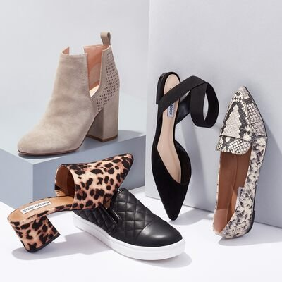 Steve Madden Up to 55% Off