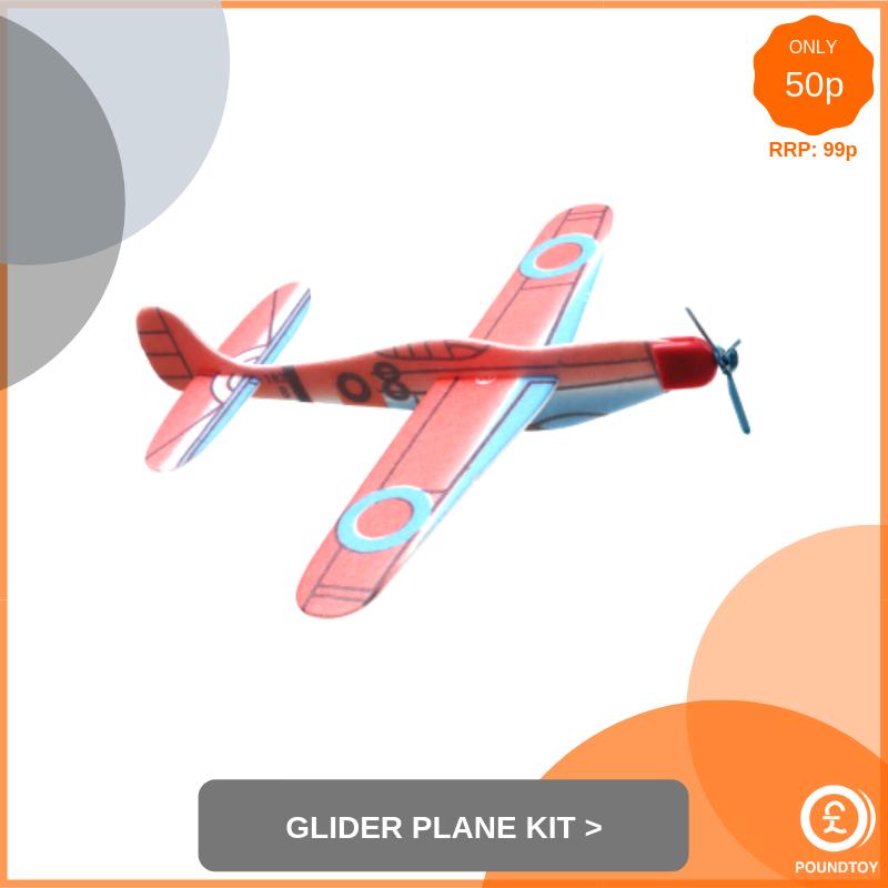 Glider Plane Kit