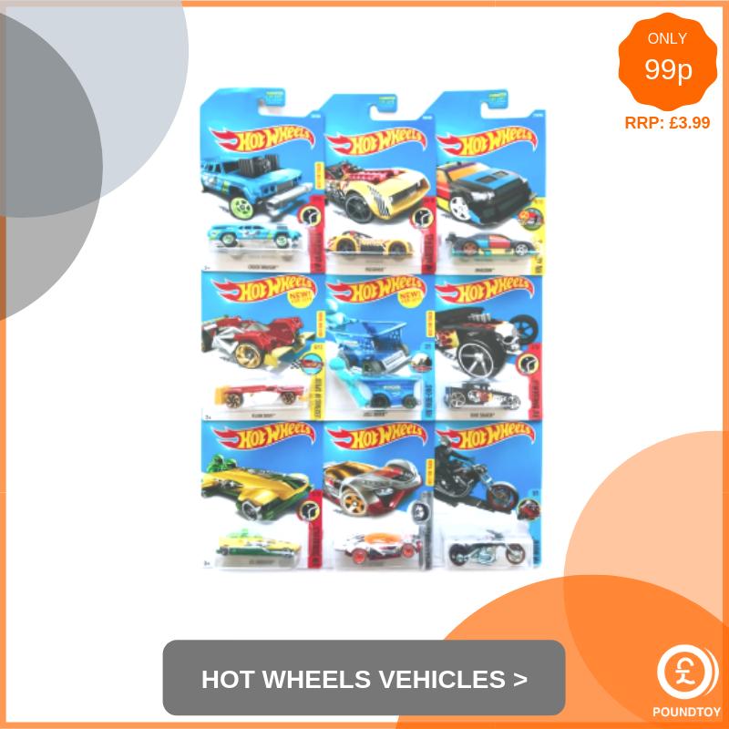 Hot Wheels Vehicles