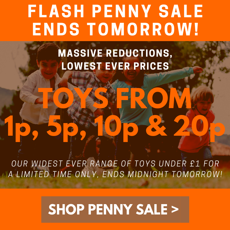 Penny Sale Ends TOMORROW