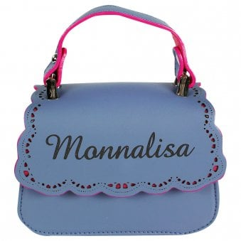 Monnalisa Bag Blue