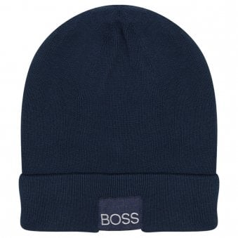 Boss Hat Navy