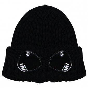 Cp Company Hat Black