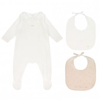 Chloe Pyjamas Set Off White