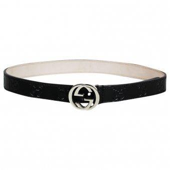 Gucci Belt Black