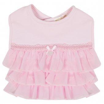 Mintini Baby Bib Pink