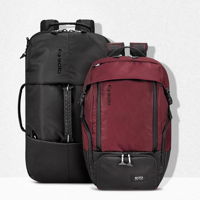 Commute Ready: Bags & Backpacks ft. Solo New York