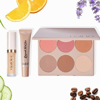 Doll 10 Beauty: Palettes & More Up to 50% Off