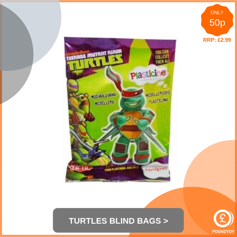 Turtles Blind Bags