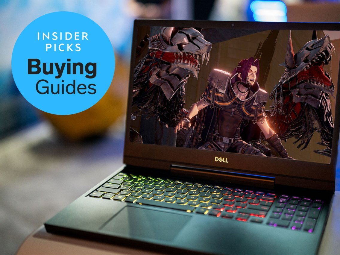 The best gaming laptops you can buy for $1,000 or less