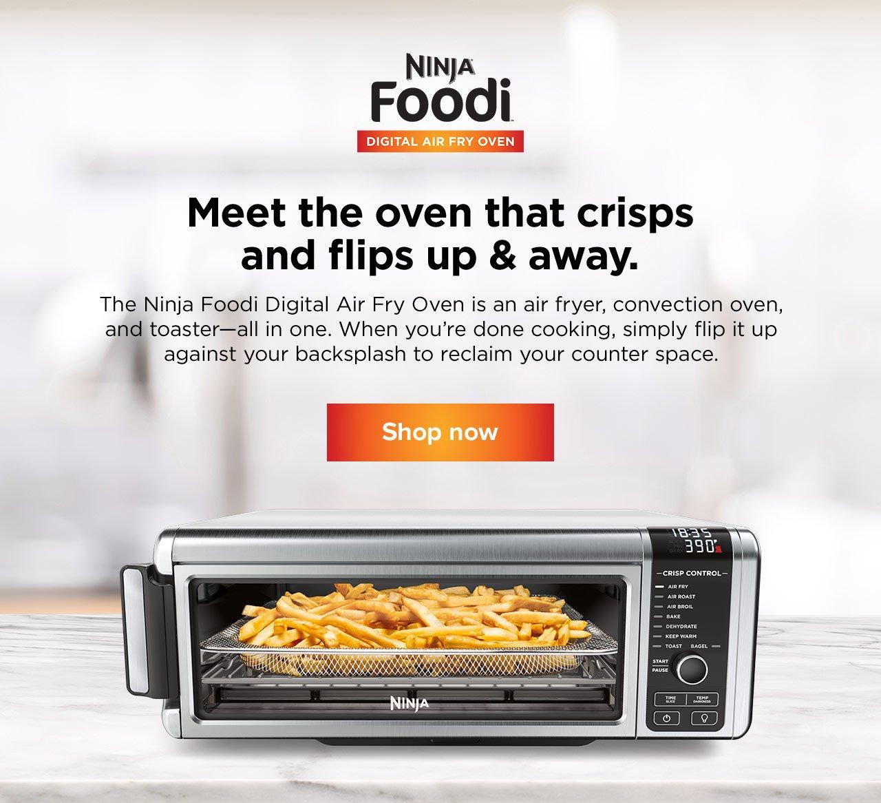 Ninja Kitchen Meet The Ninja Foodi Air Fry Oven Milled