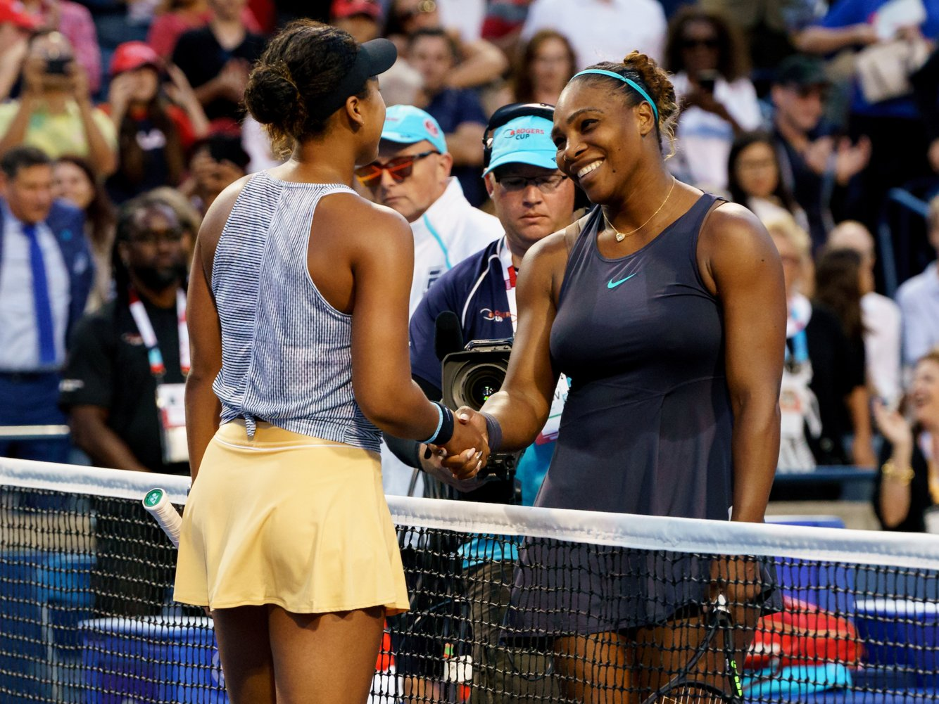 Naomi Osaka has been eliminated from the 2019 US Open, which means Serena Williams is now the only Grand Slam winner left in the tournament