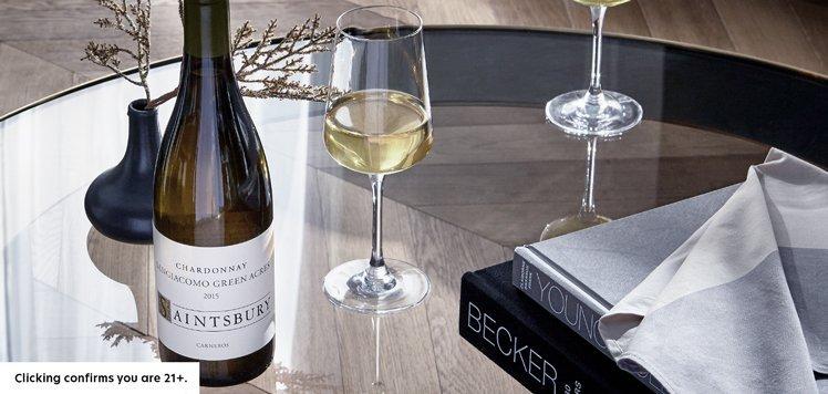 92-Point Chardonnay From Saintsbury
