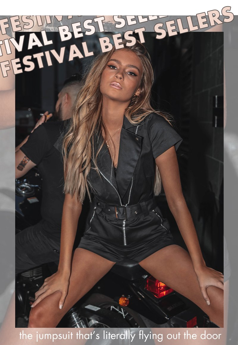 best selling festival jumpsuit