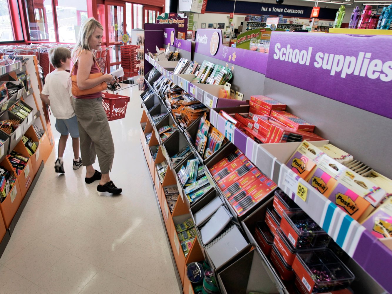I've worked in finance and technology for 28 years — this is how I teach my kids about money using their back-to-school shopping