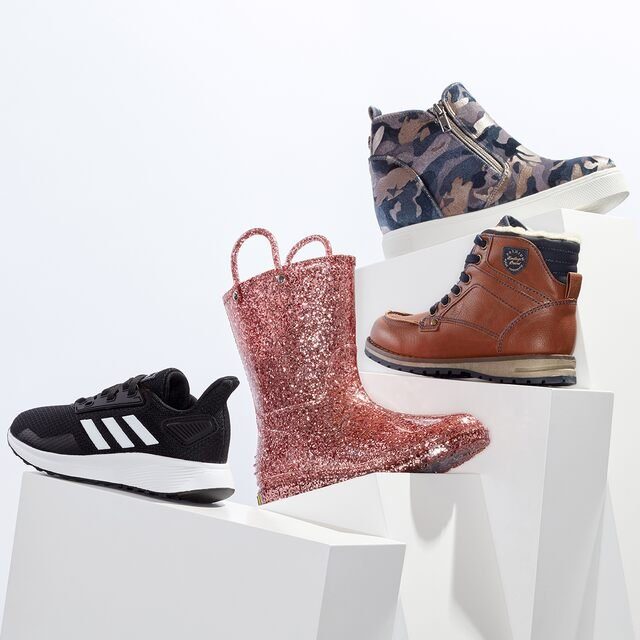 Fall Shoe Shop: Kids' Boots, Sneakers & More