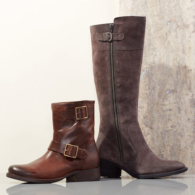 Fall Shoe Shop: Casual Boots & Booties