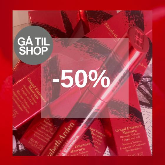 Elizabeth Arden Grand Entrance Mascara Spar 50%