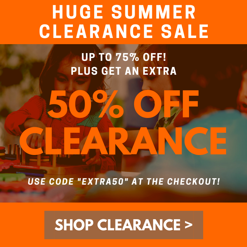 Summer Toy Clearance