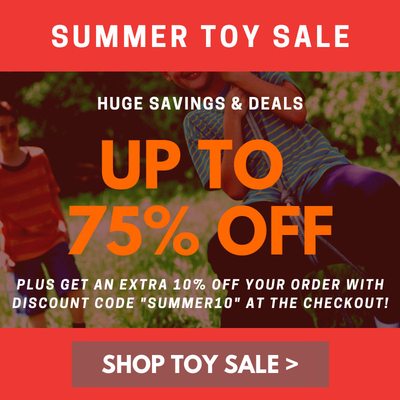 Summer Toy Sale