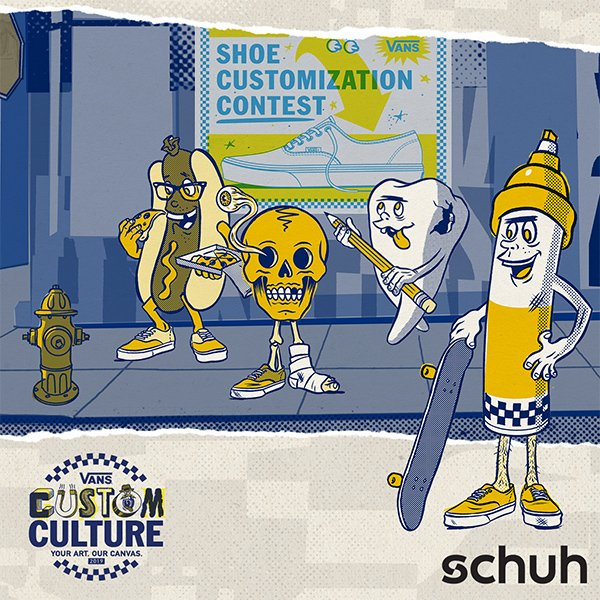 schuh: It's competition time | Milled