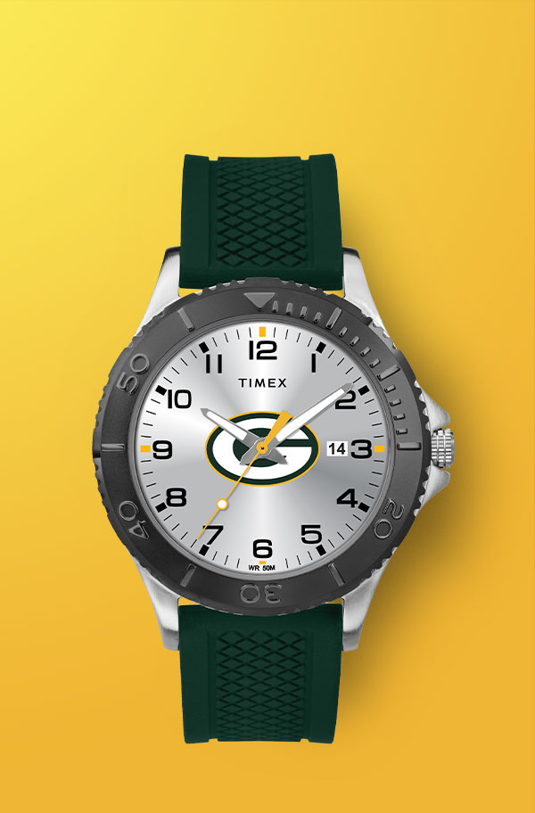Green Bay Packers Watches - Shop Now »
