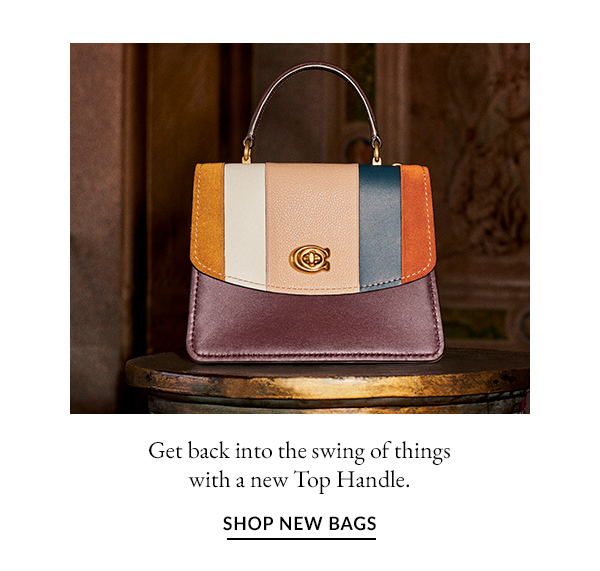 SHOP NEW BAGS