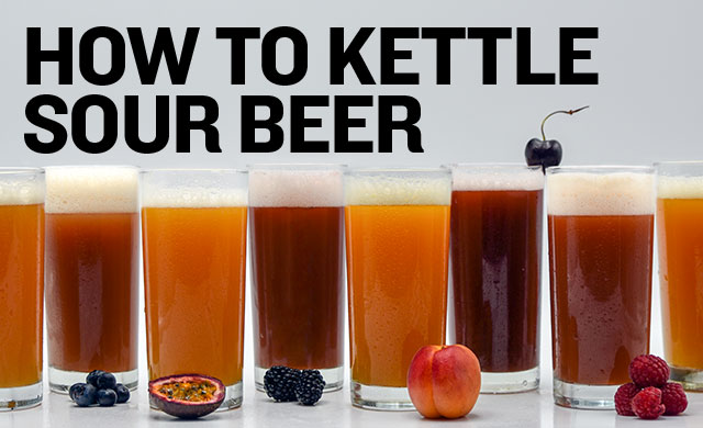 How to Kettle Sour Beer
