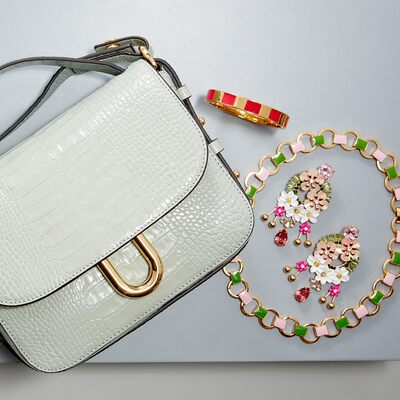 J.Crew Handbags & Jewelry Up to 50% Off