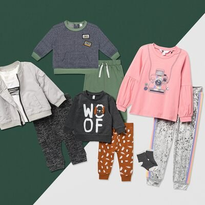 Fall Finds: Baby & Kids' Sets Up to 65% Off