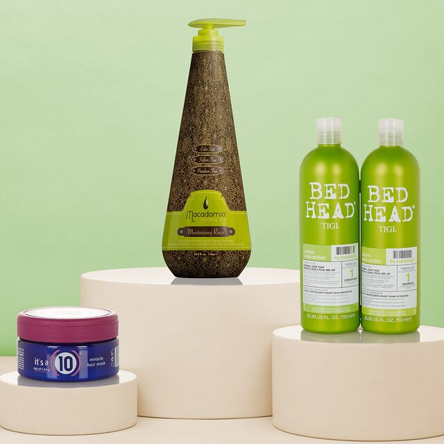 Hair Care Essentials Starting at $10
