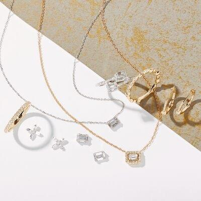 18K Gold & Diamond Jewelry ft. Ron Hami